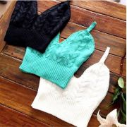 CROPPED TRICOT CORES
