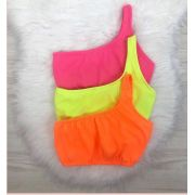 CROPPED UM OMBRO NEON