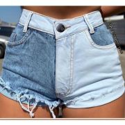 SHORTS DUO COLLOR JEANS