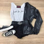 SHORTS HOT PAINT BLACK