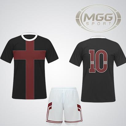 Conjunto camisa e calção - 020