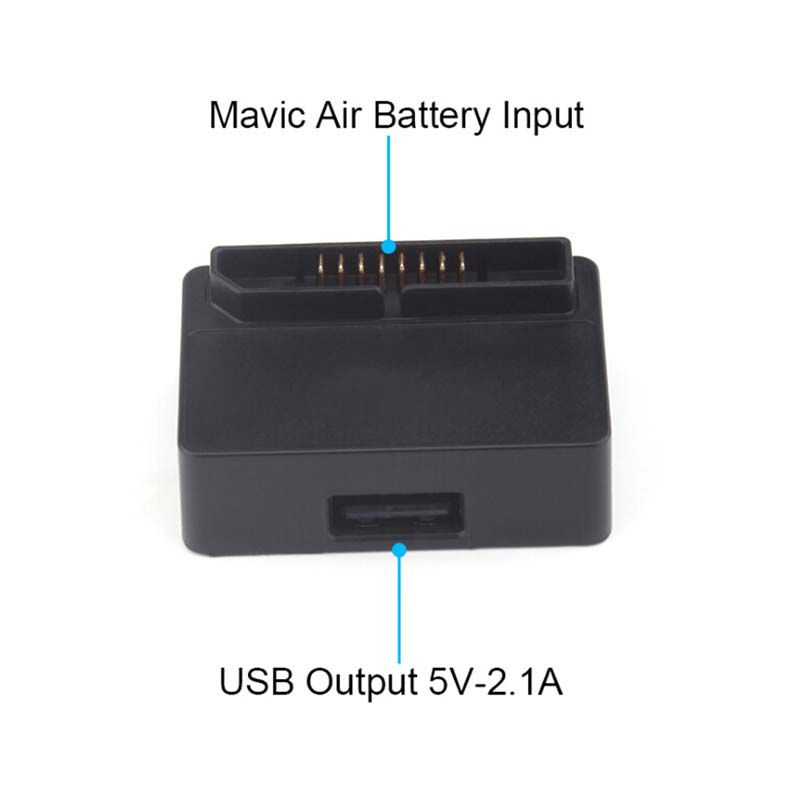 Adaptador de Carregamento para Celular - Bateria do Mavic Air