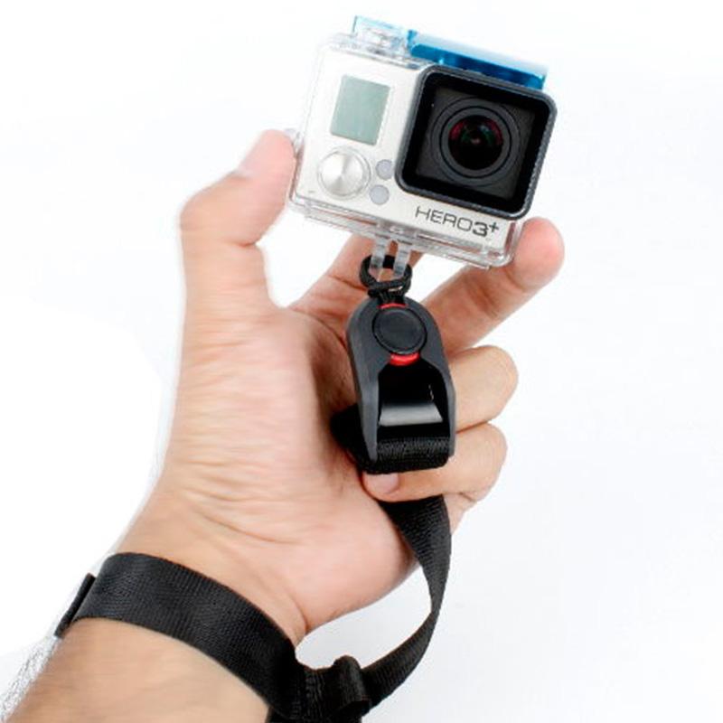 Alça de Pulso DSLR - Nikon Canon - Sling Leash