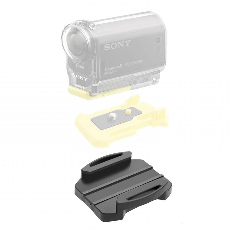 Base de Fixação Adesiva Curva - Sony Action - 2 Unidades