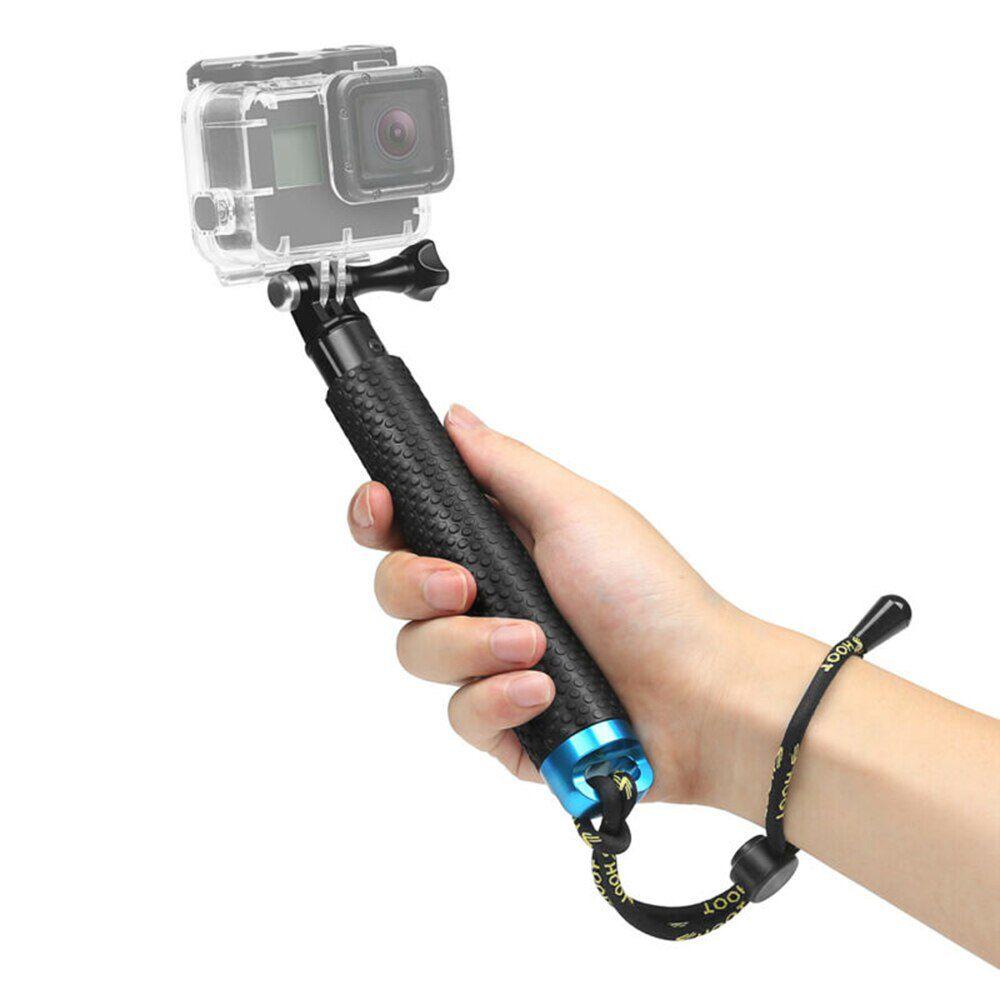 Bastão Extensor - Pau de Selfie - Monopod Fibra de Carbono - GoPro SJCAM Eken
