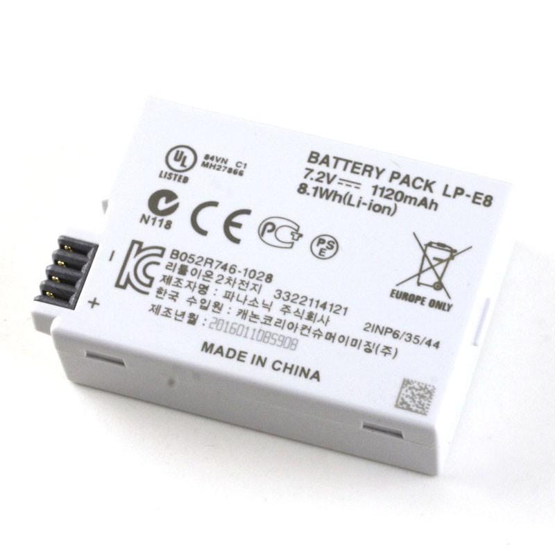 Bateria Canon - LP-E8