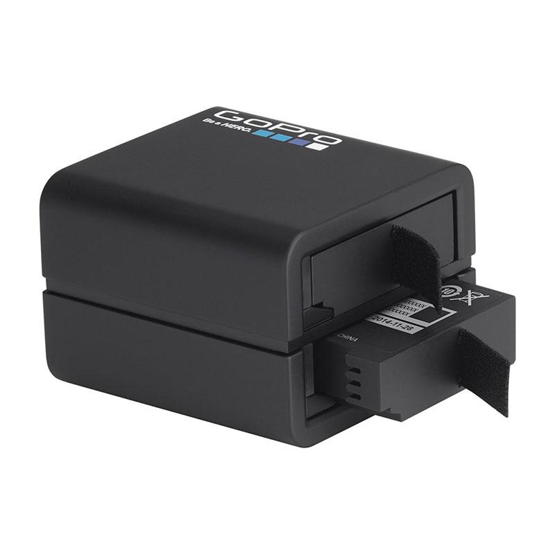 Bateria e Carregador Duplo - GoPro Hero4 - AHBBP-401