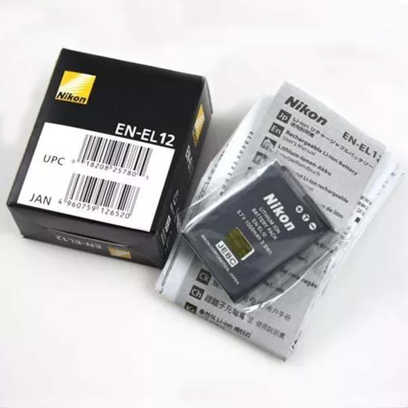 Bateria Nikon - EN-EL12