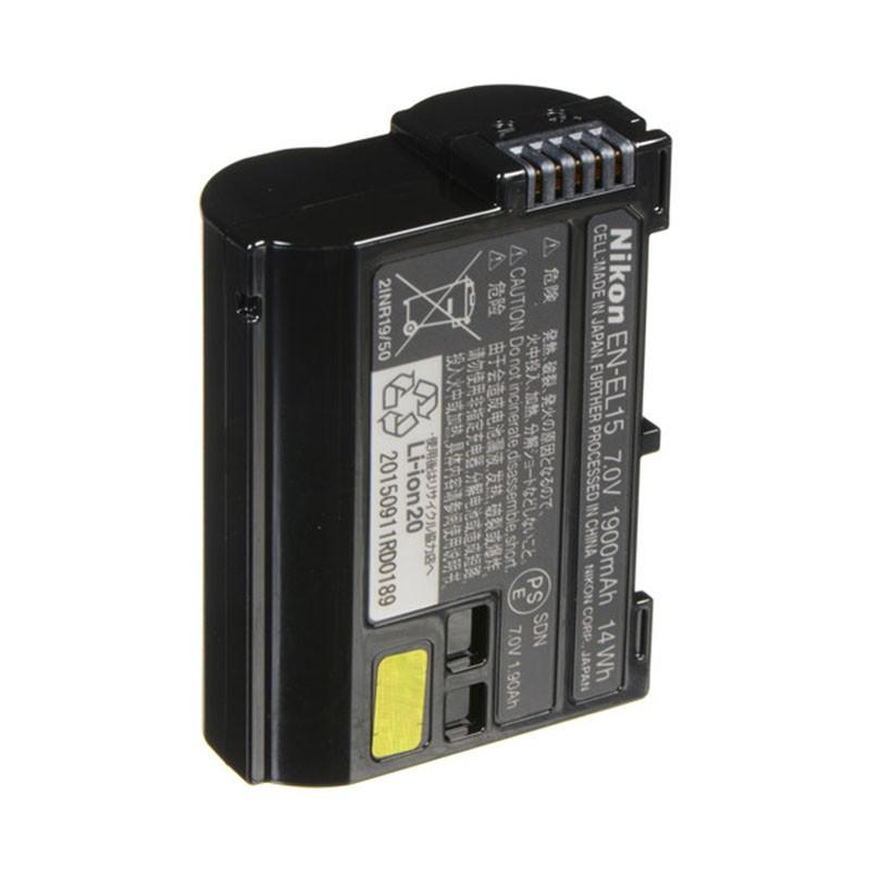 Bateria Nikon - EN-EL15