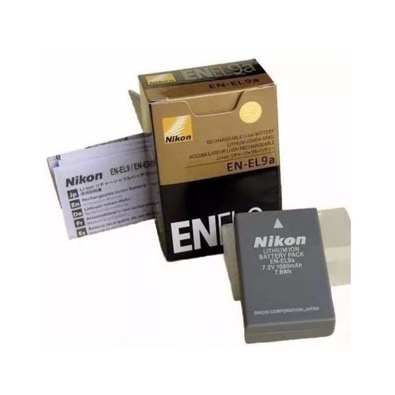 Bateria Nikon - EN-EL9A