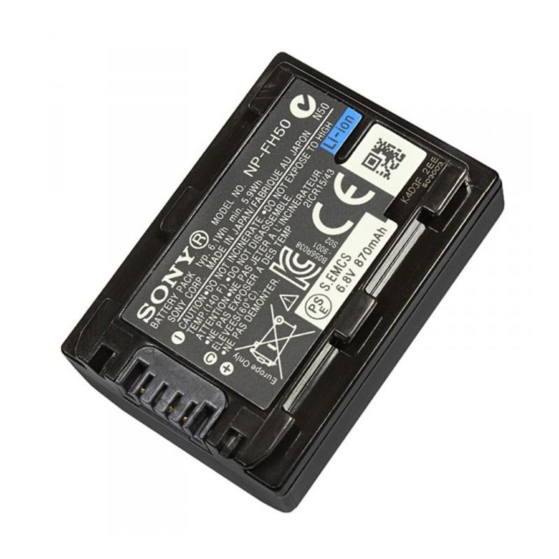 Bateria Sony - NP-FH50