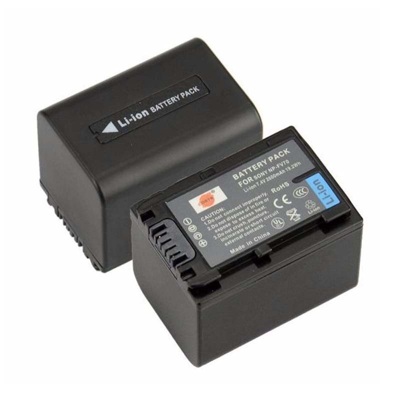 Bateria Sony - NP-FV70
