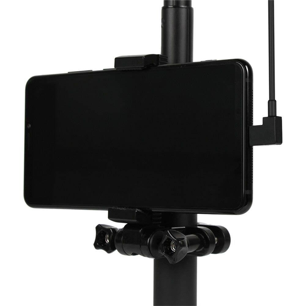 Cabo OTG Drone DJI - Osmo Pocket - Tipo C x Lightning - 1 Metro