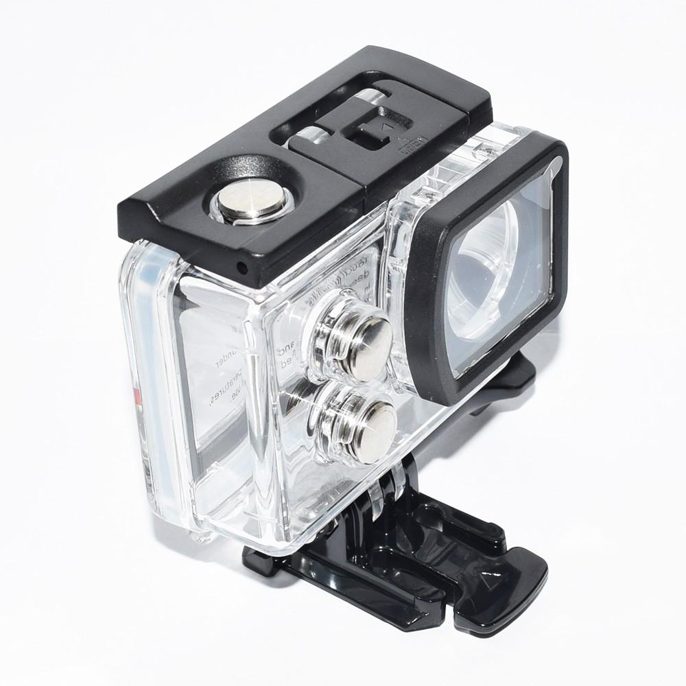 Caixa Estanque - SJ7 Star - Skeleton - Carregador USB