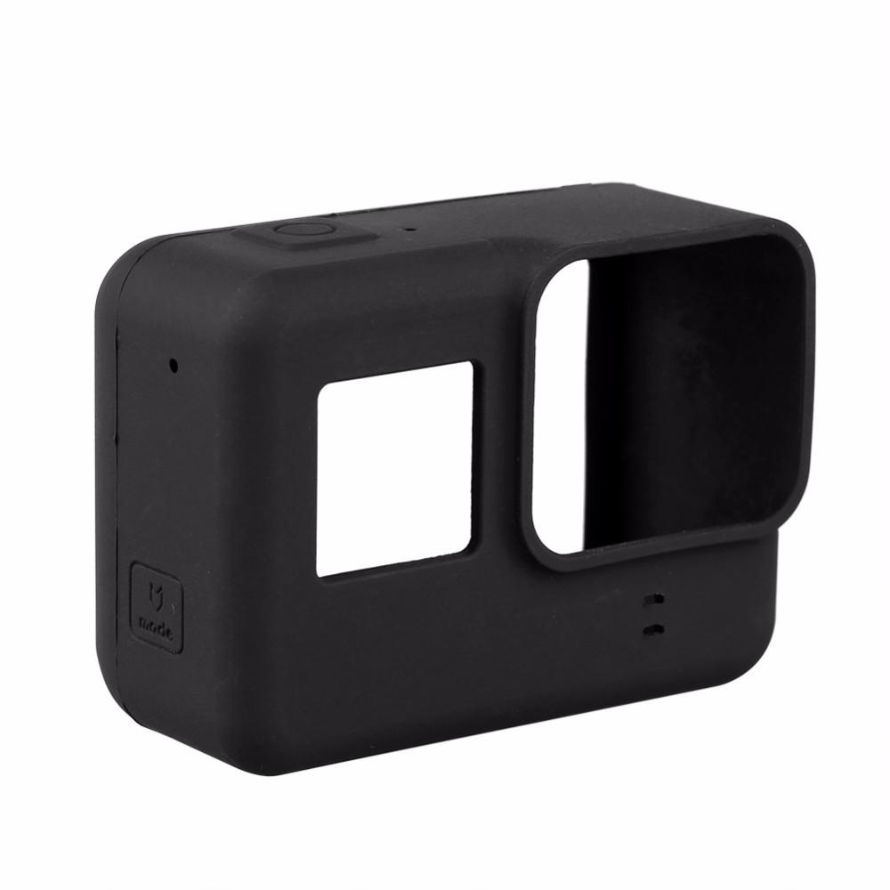 Capa Protetora de Silicone - GoPro Hero5  Hero6 e Hero 7 Black