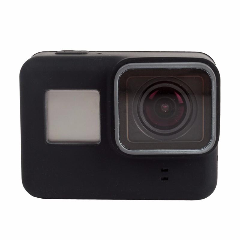 Capa Protetora de Silicone - GoPro Hero5  Hero6 e Hero7 Black - Câmera