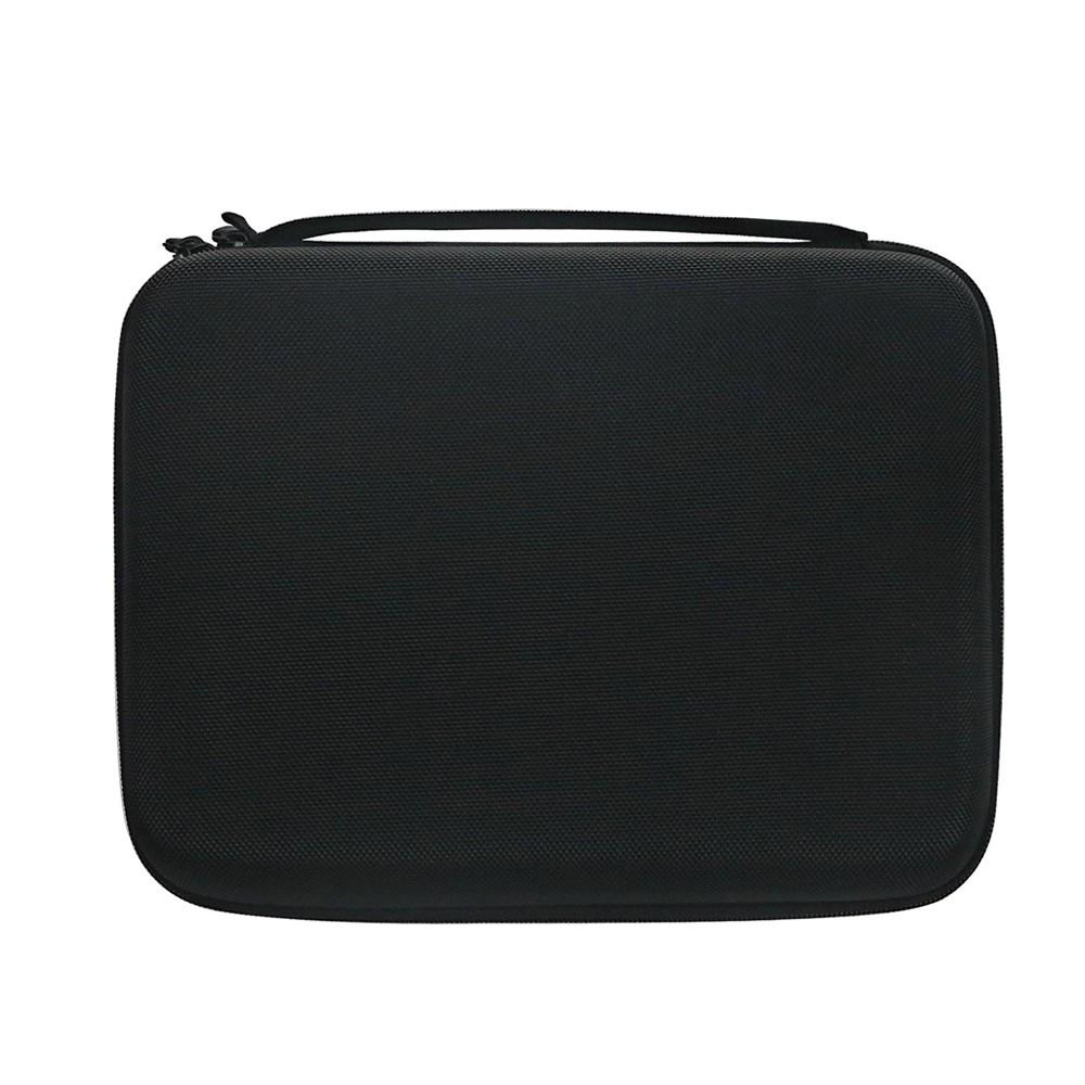 Case de Transporte com Carregador Solar e Power Bank de 5500 mAh - GoPro SJCAM Xiaomi Eken