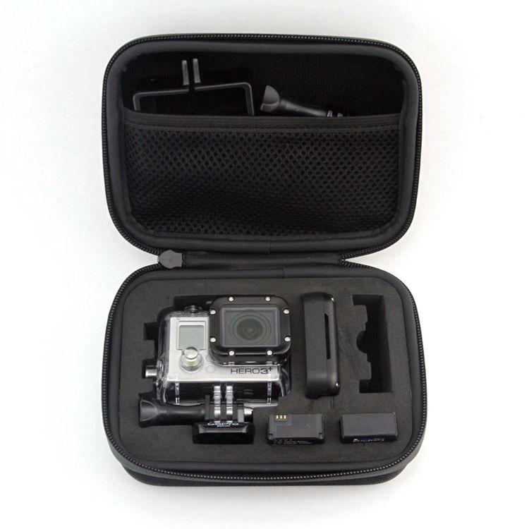 Case de Transporte e Proteção Pequena - GoPro SJCAM Eken 4K Yi