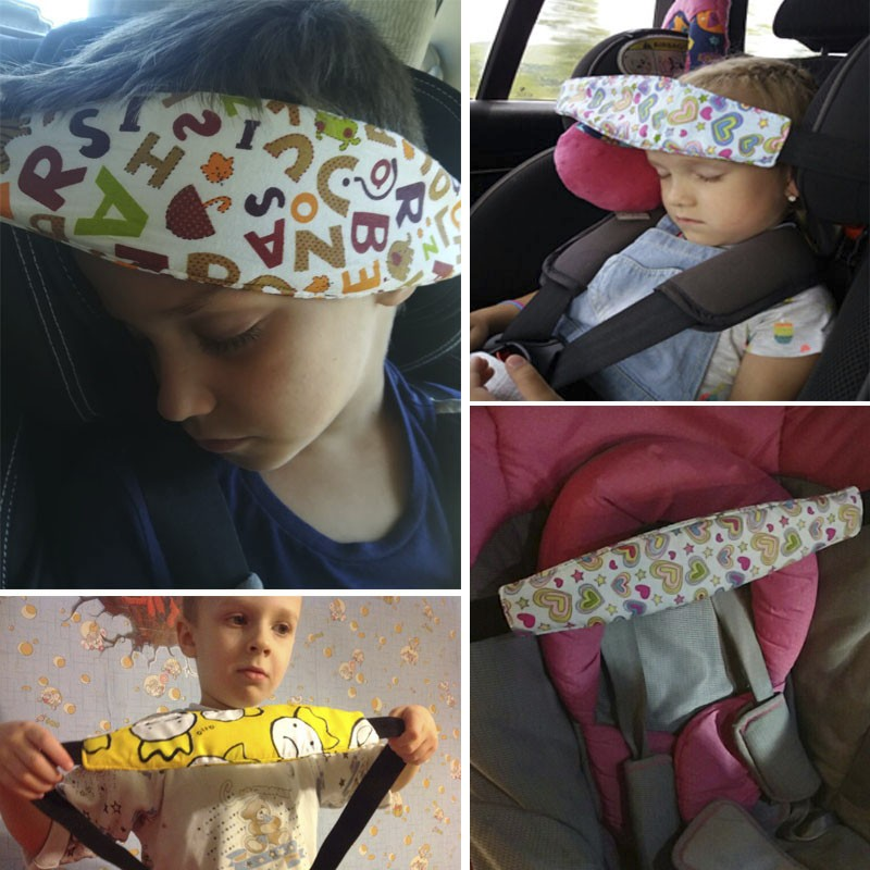 Cinto de Segurança para Testa Infantil