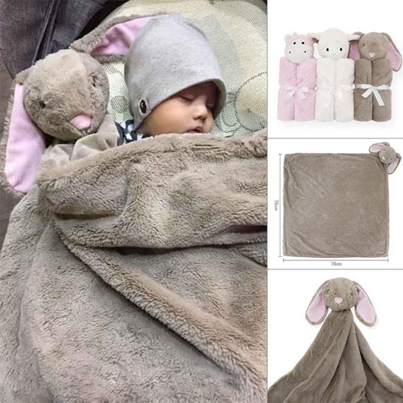 Cobertor Infantil de Pelúcia