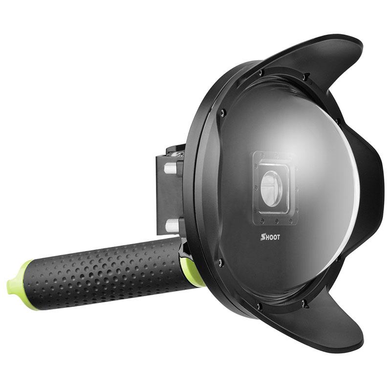 Dome - 4 Polegadas - Xiaomi Yi 2 4K - Shoot