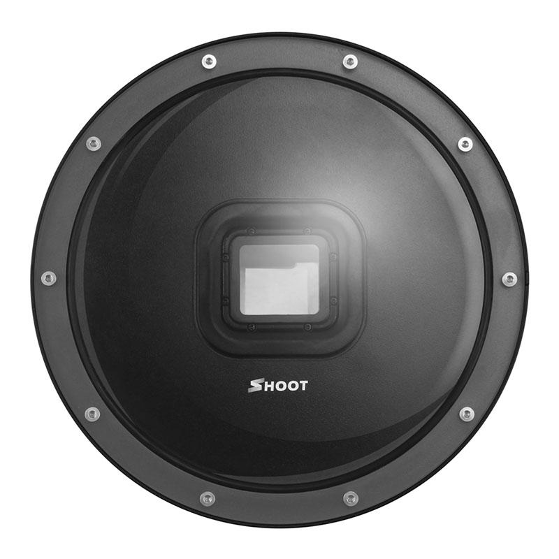 Dome - 6 Polegadas - GoPro Hero5 Hero6 e Hero7 Black - Shoot