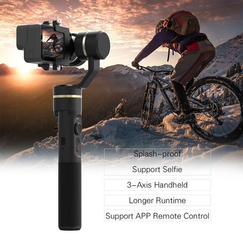 Estabilizador FeiyuTech G5 3-Axis - GoPro Hero3 Hero4 Hero5 Hero6 Hero7 Yi 4K