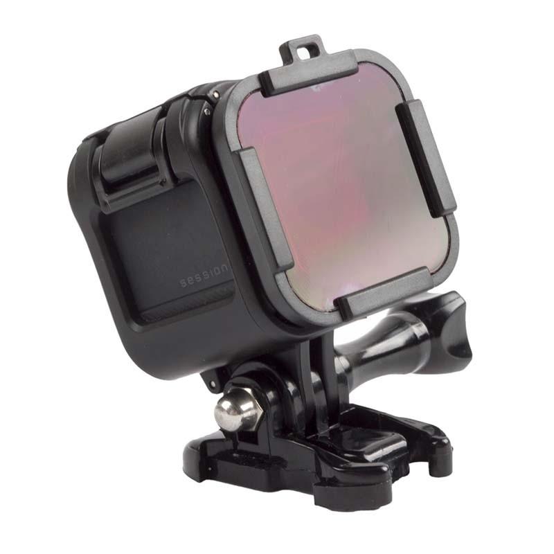 Filtro de Mergulho - GoPro Hero4 e Hero5 Session