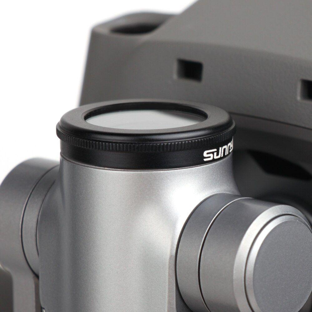 Filtros da Lente - MCUV CPL ND4 ND8 - Drone DJI Mavic 2 Zoom