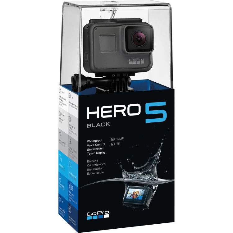 GoPro Hero5 Black - CHDHX-502
