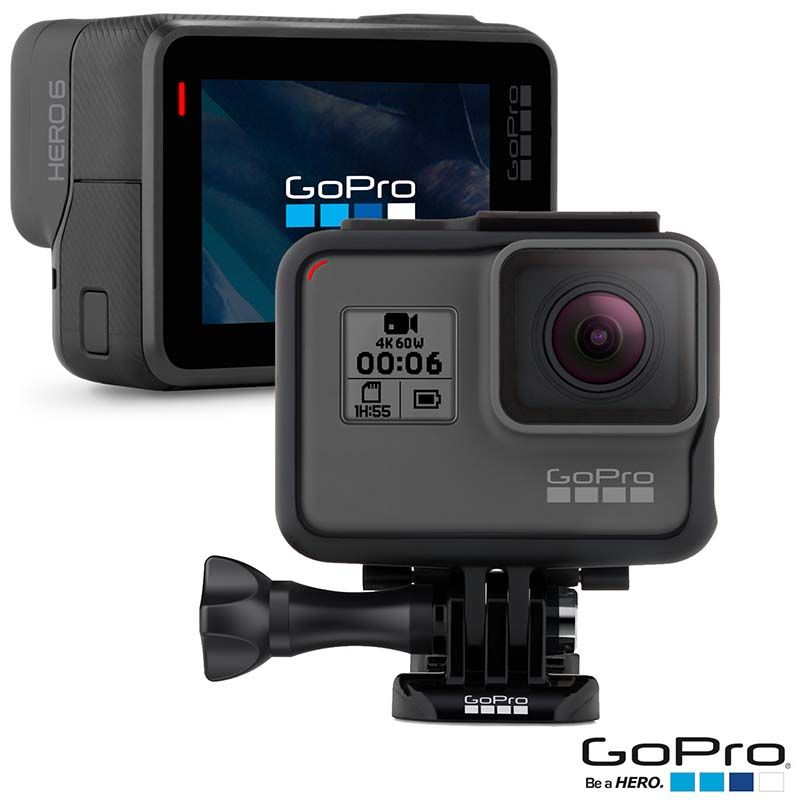 GoPro - Hero6 Black