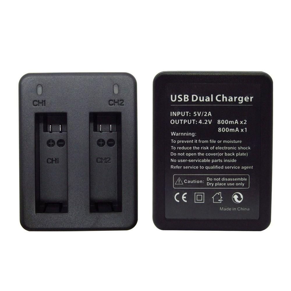 Kit com 2 Baterias e 1 Carregador - GoPro Hero4