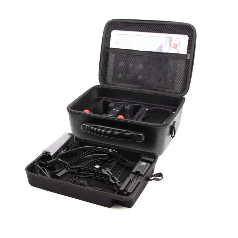Maleta de Transporte e Proteção Impermeável - 2 Andares - Drone DJI Mavic Air