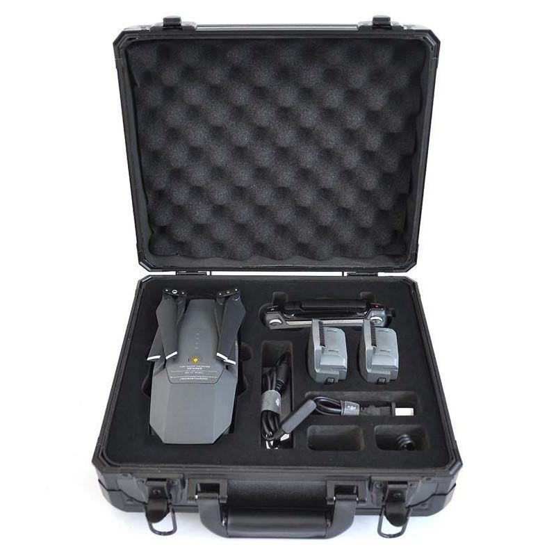 Maleta de Transporte e Proteção Rígida - Drone DJI Mavic Pro