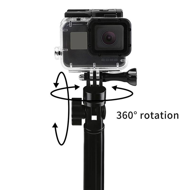 Mochila com Suporte para Câmeras de Ação - GoPro SJCAM Eken Xiaomi