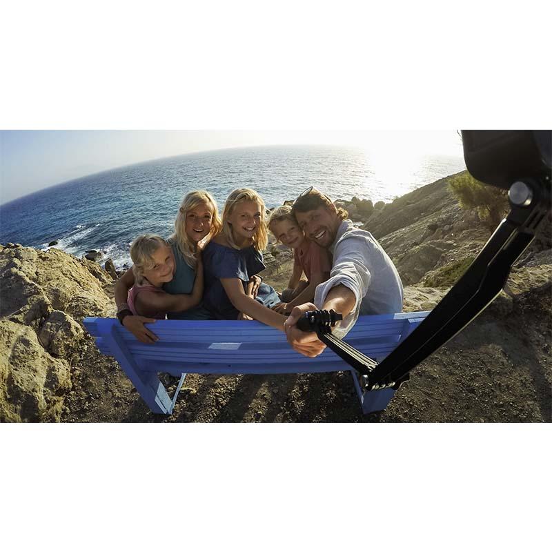 Bastão Extensor - Pau de Selfie - Monopod 3Way - GoPro - AFAEM-001