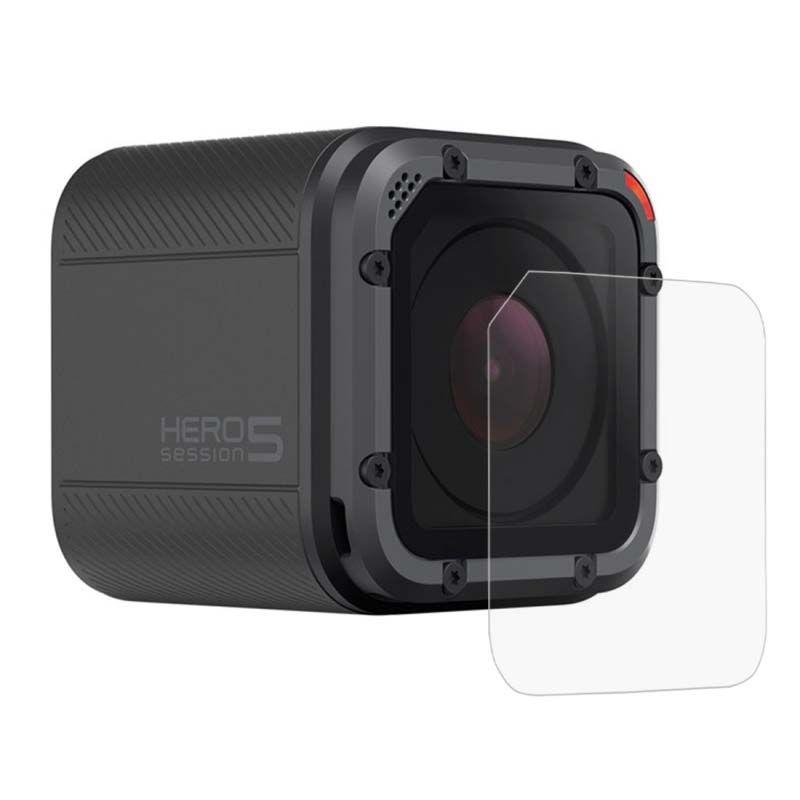 Película de Vidro - Lente - GoPro Hero4 Hero5 Session