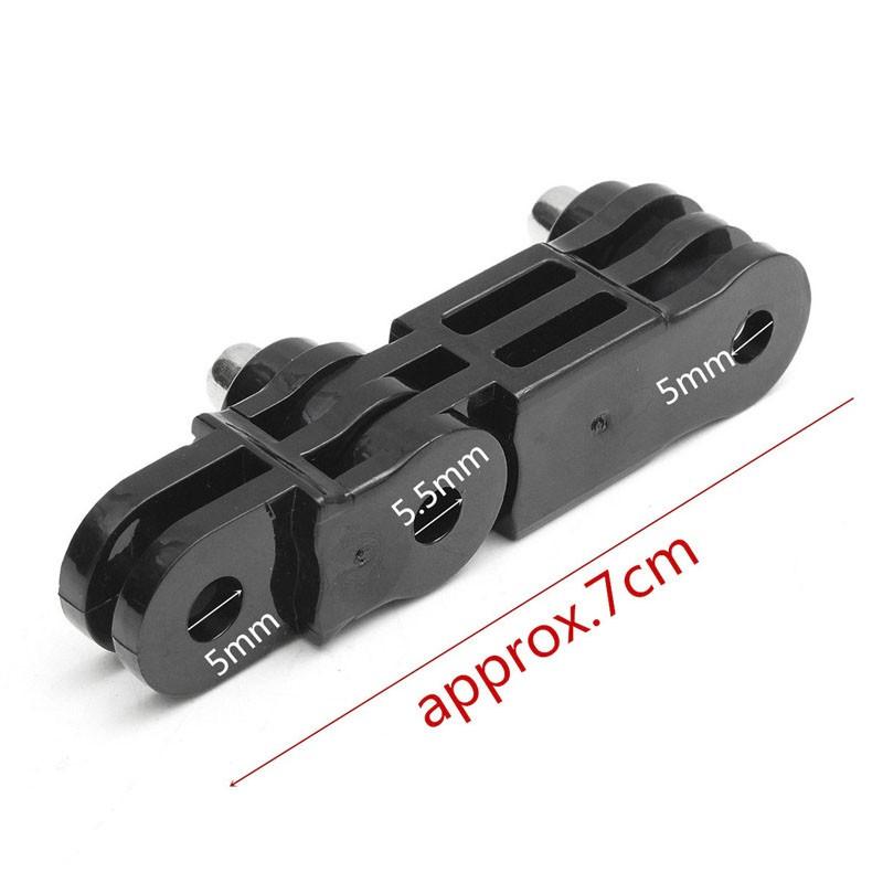 Pivot de Extensão Reto - Pequeno e Médio - GoPro SJCAM Yi Eken