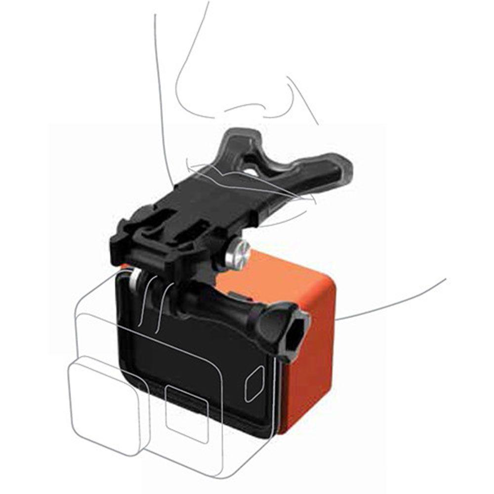 Suporte Bucal e Espuma Flutuante - GoPro Hero5, Hero6 e Hero7 - ASLBM-001