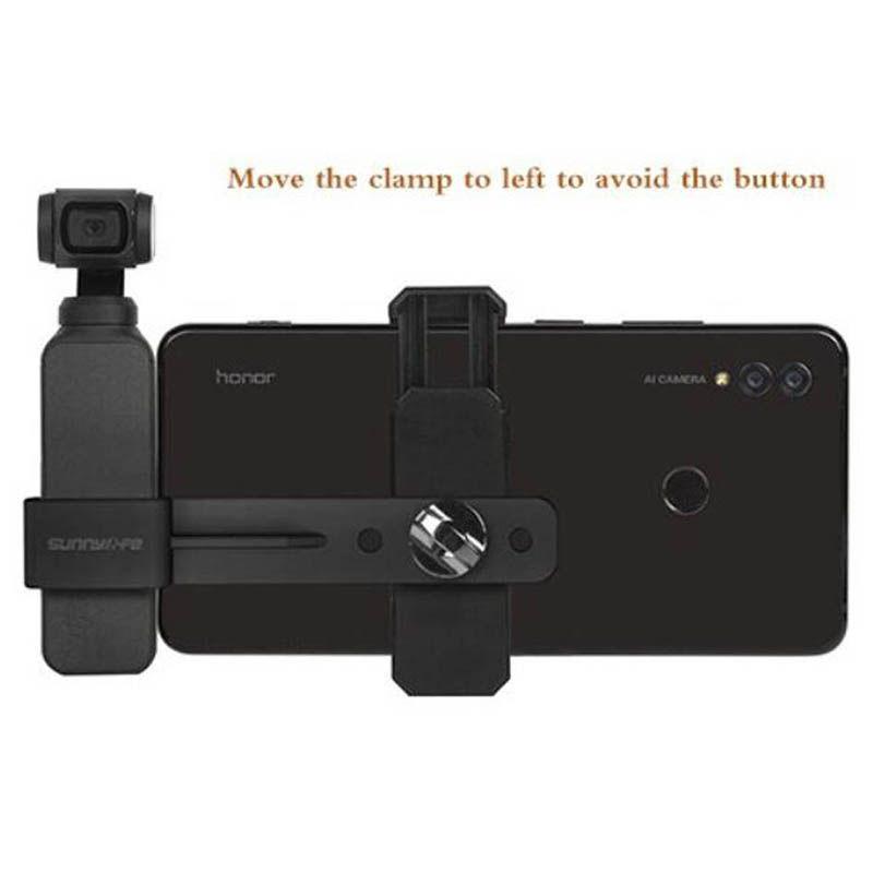 Suporte Celular e Smartphone pra Osmo Pocket