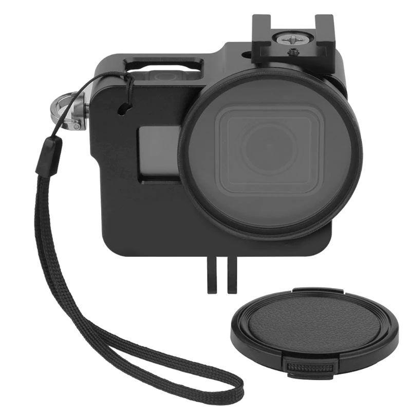 Suporte Armação Moldura Frame - Alumínio - GoPro Hero6