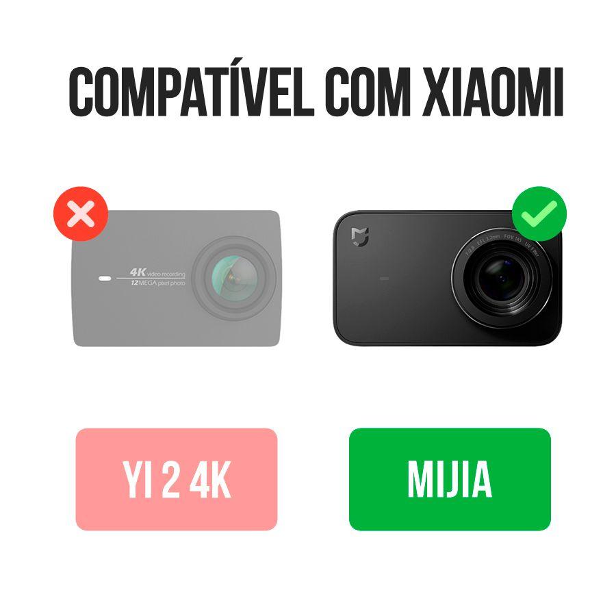 Suporte Armação Moldura Frame - Alumínio - Xiaomi Yi Mijia