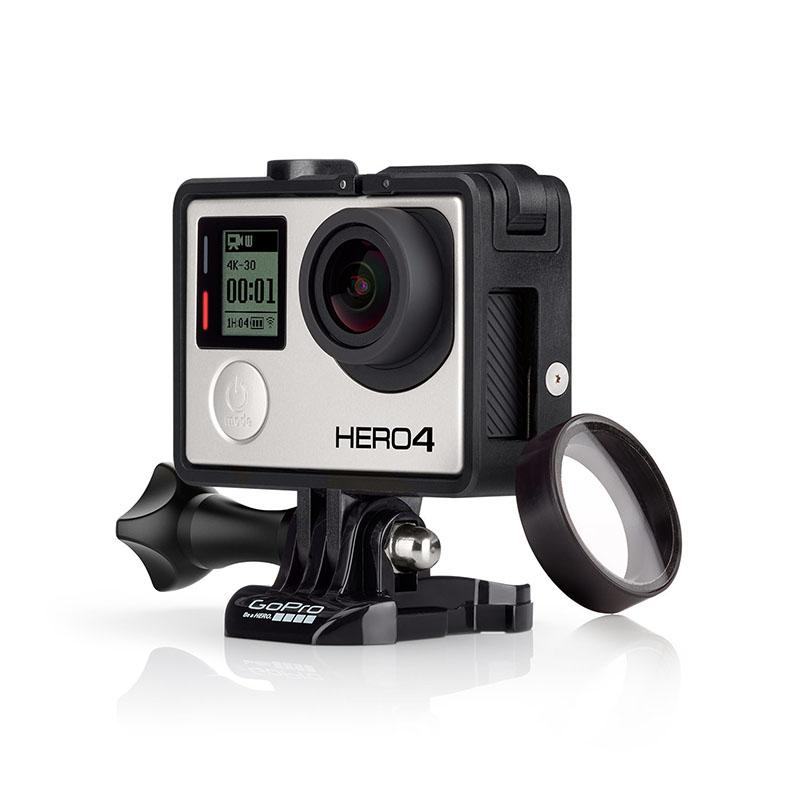 Suporte Armação Moldura Frame - GoPro Hero3 Hero3+ Hero4 - ANDFR-302