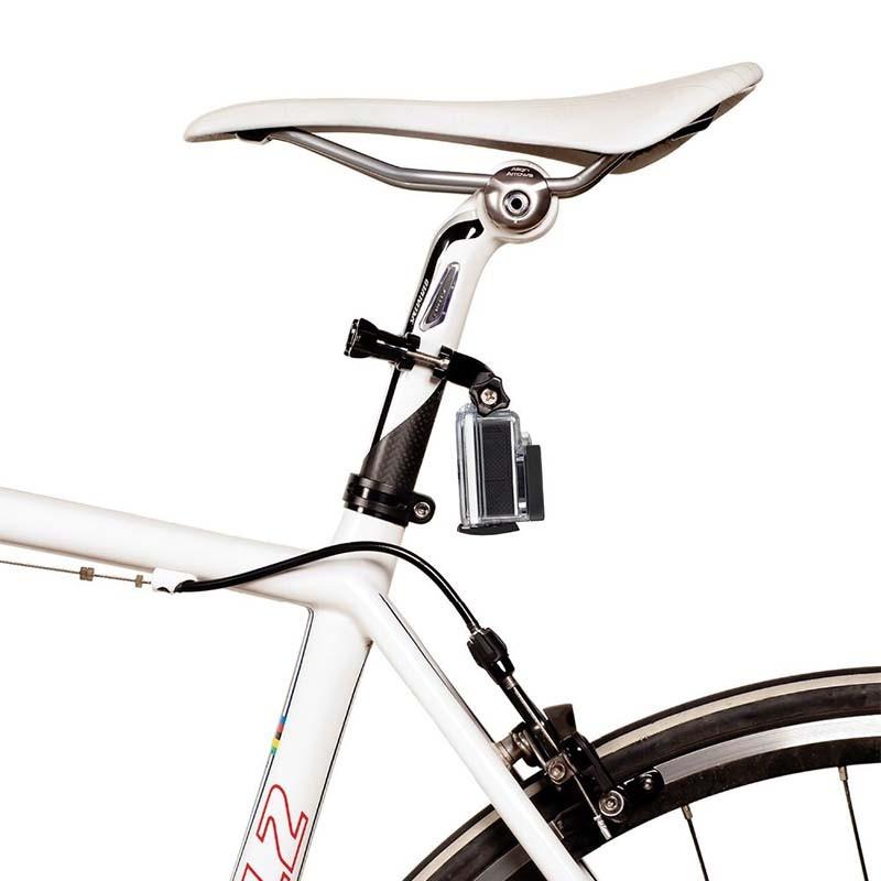 Suporte de Guidão - Bicicleta Moto Barra Tubular - GoPro SJCAM Eken Yi