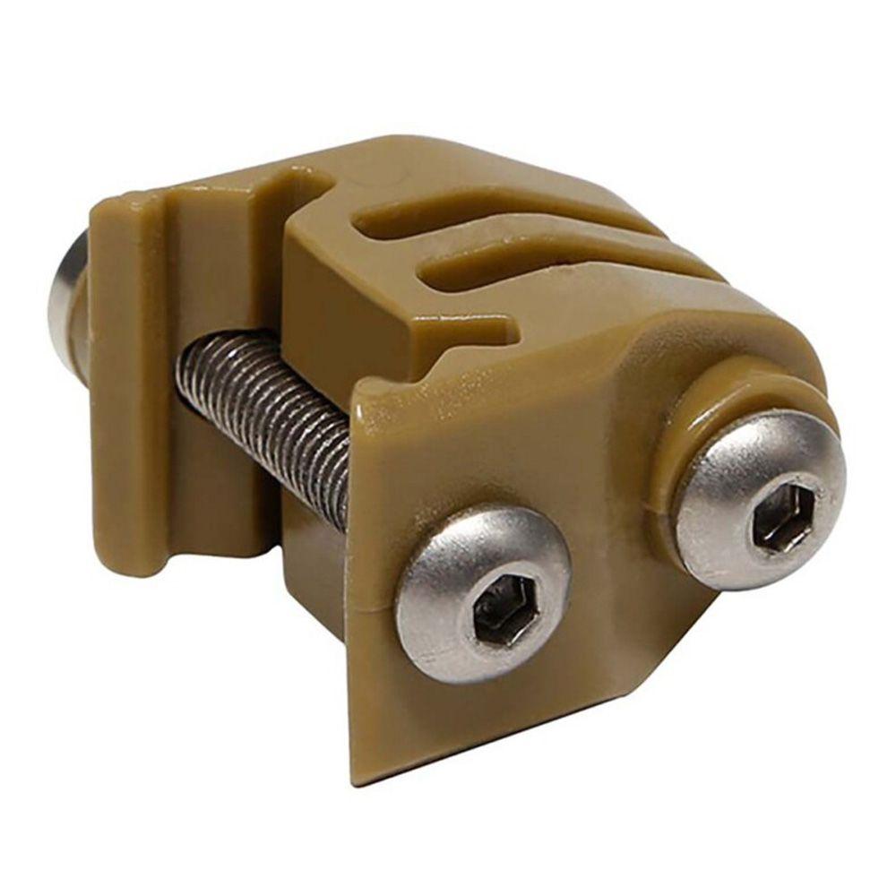 Suporte Trilho Rifle - Airsoft e Paintball - 20mm