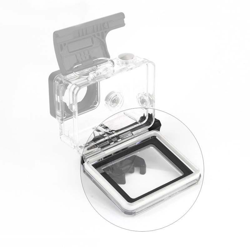 Tampa Fechada - Touch - GoPro Hero4 Silver - Caixa de 40 Metros
