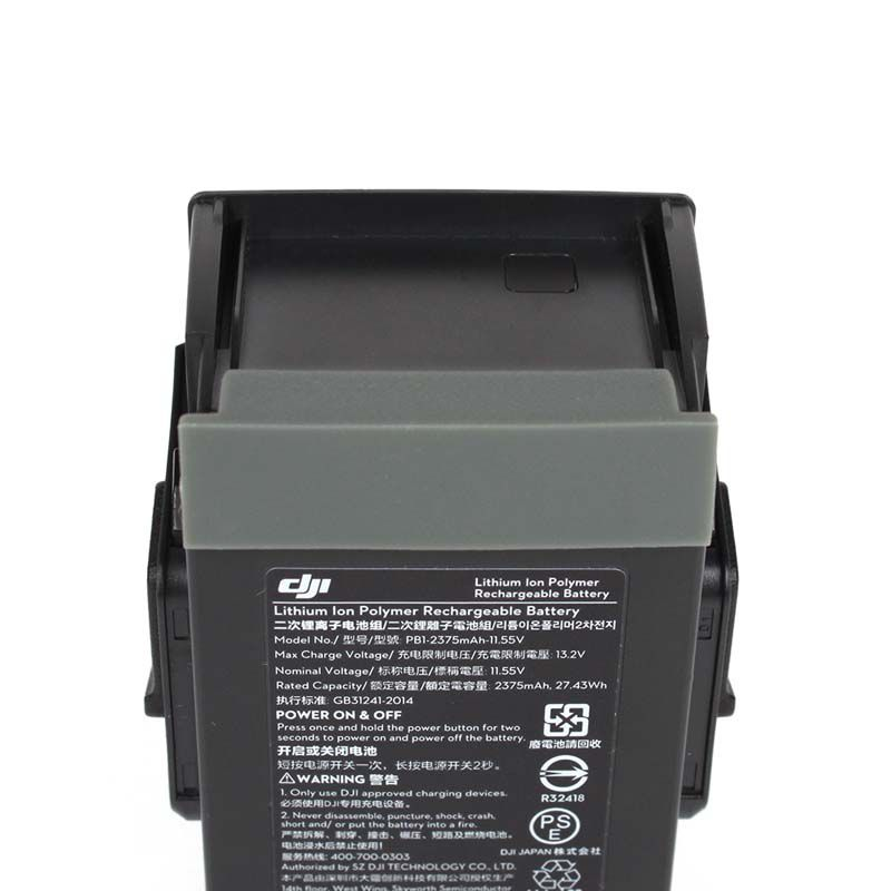 Tampa Protetora - Conector da Bateria - DJI Mavic Air - 1 Peça