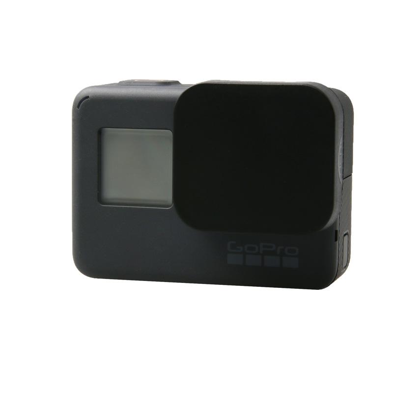 Tampa Protetora - Lente da Câmera - GoPro Hero5 Hero6 Hero7