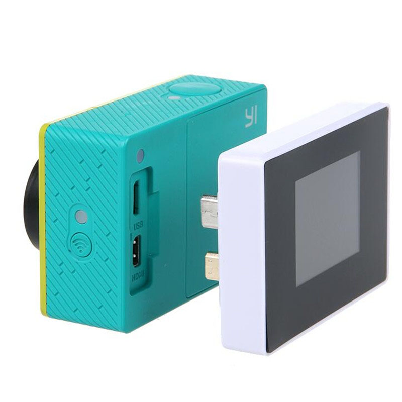 Tela de LCD, Bateria BacPac e Caixa Estanque - Xiaomi