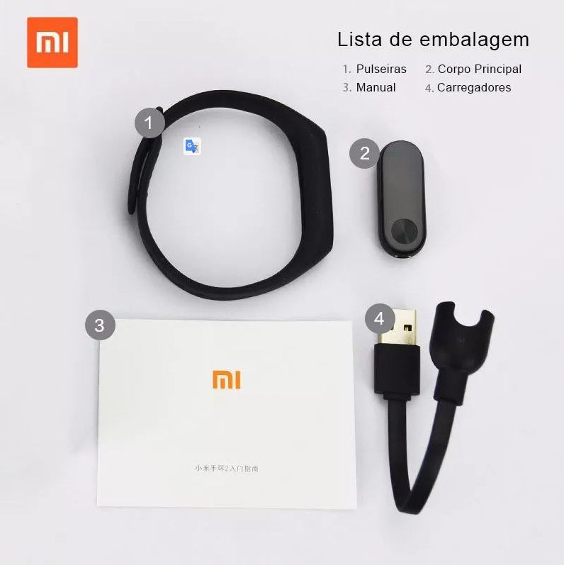Xiaomi - Mi Band 2